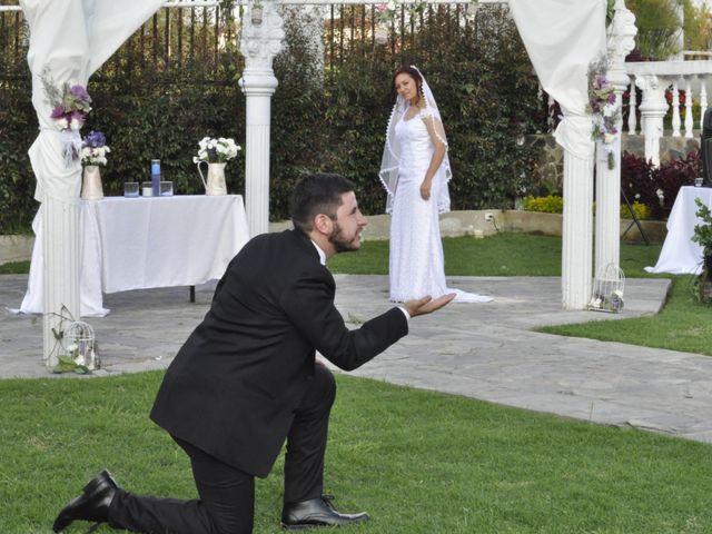 El matrimonio de Felipe y Sandra en Chía, Cundinamarca 27