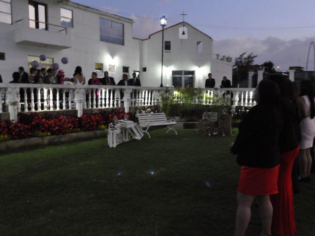 El matrimonio de Felipe y Sandra en Chía, Cundinamarca 36