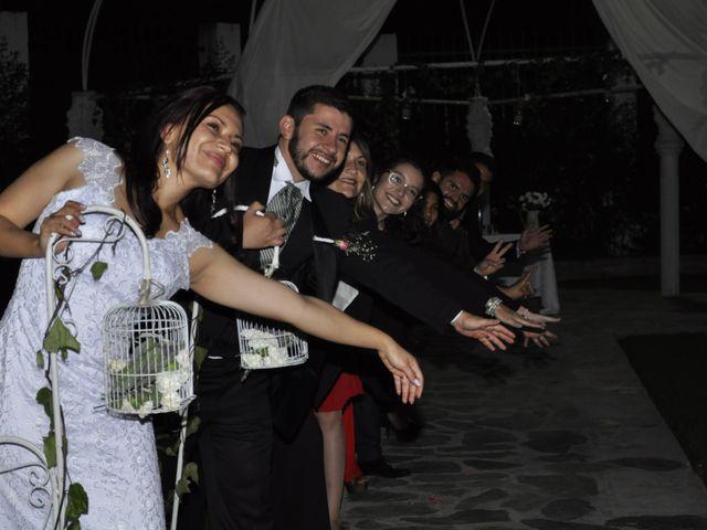El matrimonio de Felipe y Sandra en Chía, Cundinamarca 38
