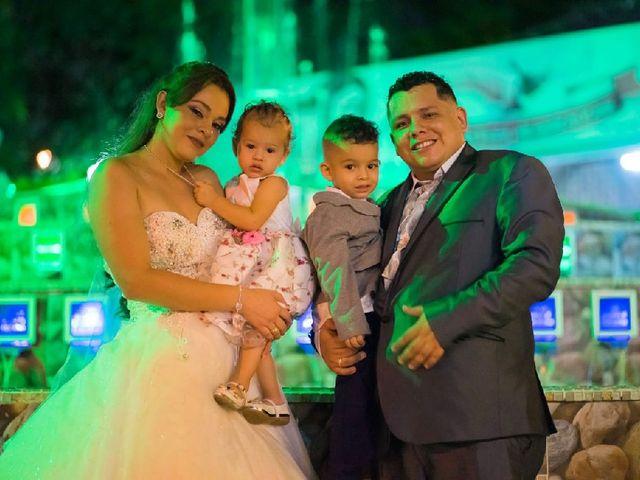 El matrimonio de Luis Francisco  y Yulieth Paola  en Floridablanca, Santander 1
