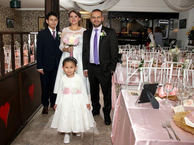 El matrimonio de Javier y Giselle en Bogotá, Bogotá DC 10