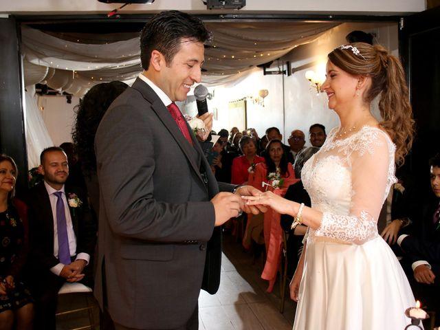 El matrimonio de Javier y Giselle en Bogotá, Bogotá DC 12