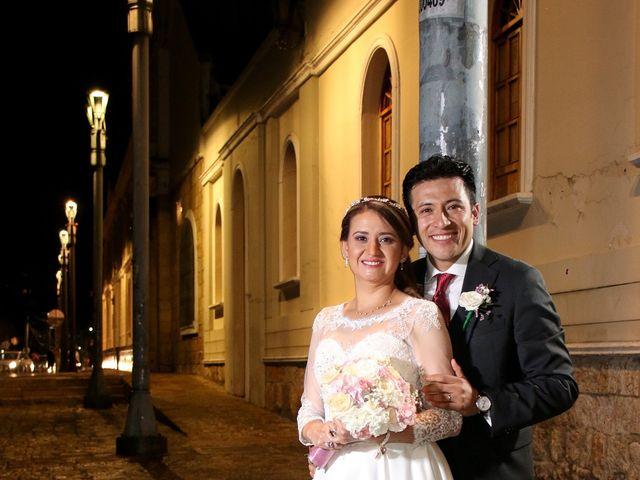 El matrimonio de Javier y Giselle en Bogotá, Bogotá DC 13