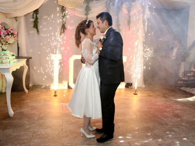 El matrimonio de Javier y Giselle en Bogotá, Bogotá DC 14