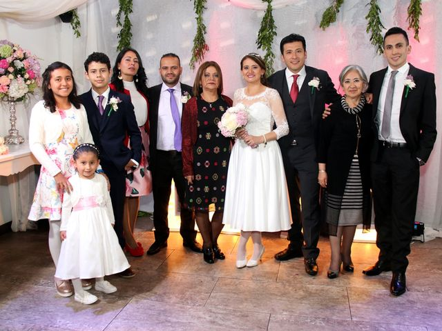 El matrimonio de Javier y Giselle en Bogotá, Bogotá DC 15