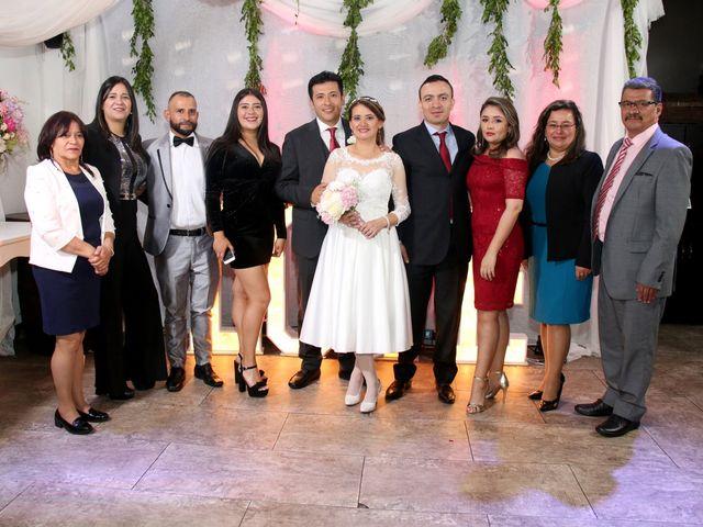 El matrimonio de Javier y Giselle en Bogotá, Bogotá DC 17