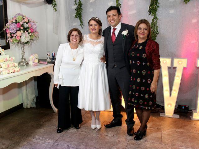 El matrimonio de Javier y Giselle en Bogotá, Bogotá DC 18