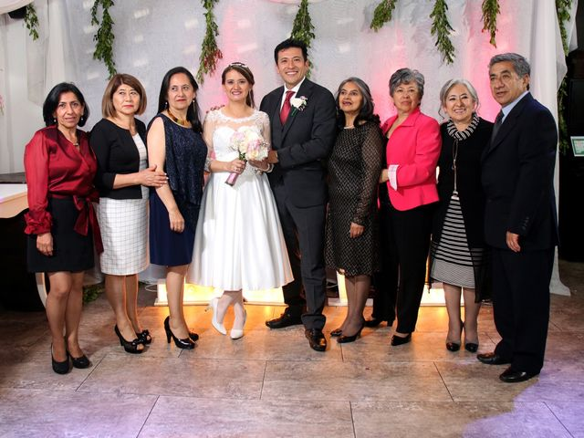El matrimonio de Javier y Giselle en Bogotá, Bogotá DC 19