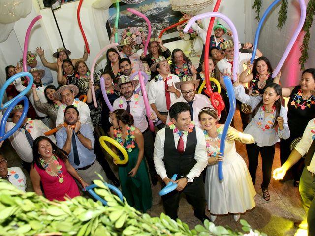 El matrimonio de Javier y Giselle en Bogotá, Bogotá DC 23