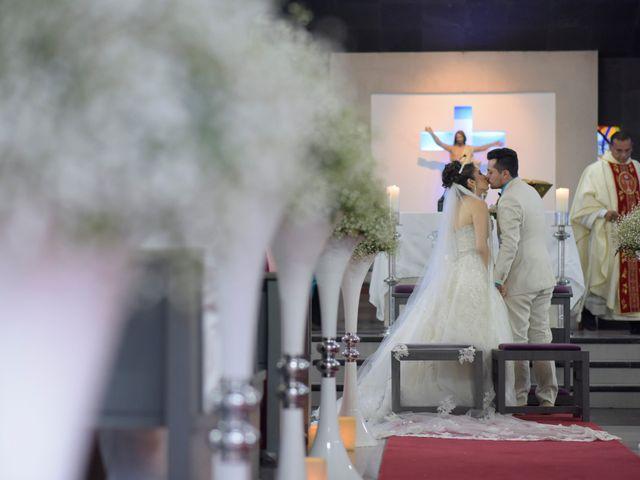 El matrimonio de Ricardo y Stephanie en Bucaramanga, Santander 1