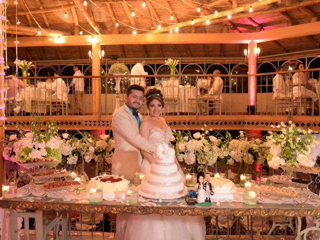 El matrimonio de Stephanie y Ricardo