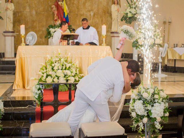 El matrimonio de Sandra y Ricardo  en Barranquilla, Atlántico 35
