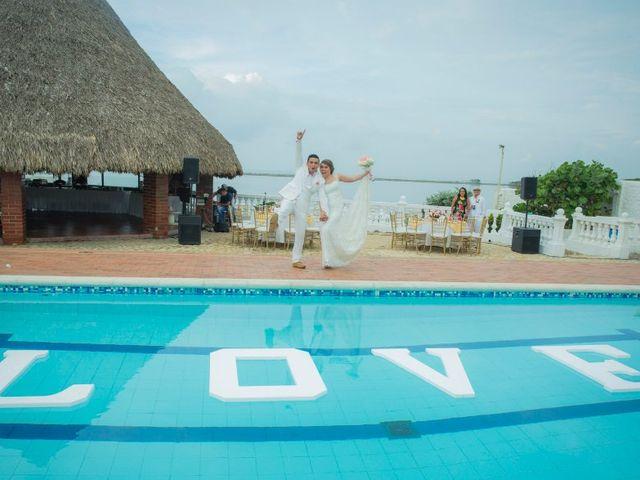 El matrimonio de Sandra y Ricardo  en Barranquilla, Atlántico 57