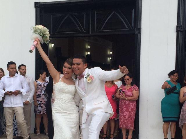 El matrimonio de Ricardo  y Sandra