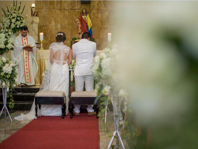 El matrimonio de Sandra y Ricardo  en Barranquilla, Atlántico 33