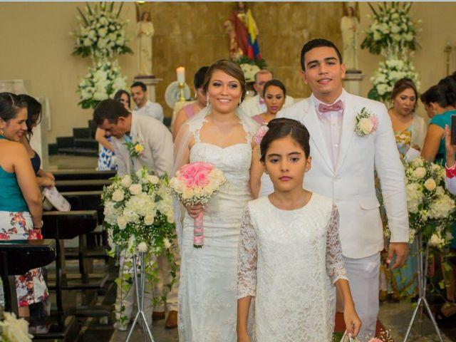 El matrimonio de Sandra y Ricardo  en Barranquilla, Atlántico 37
