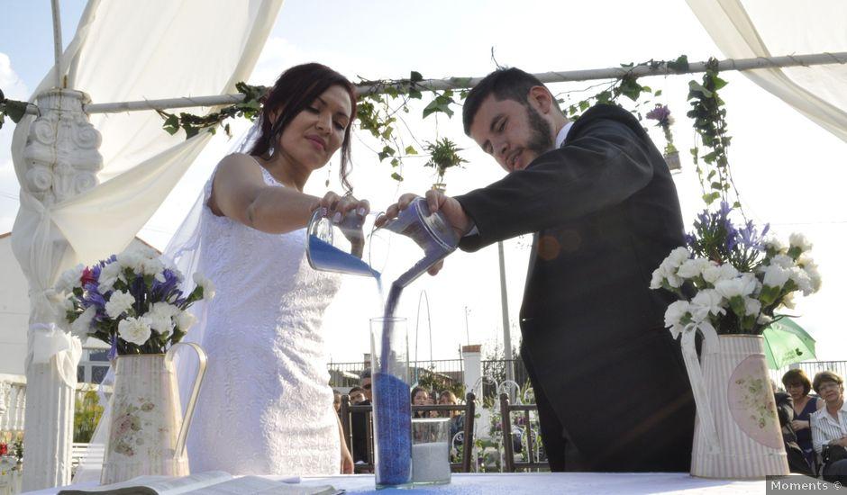 El matrimonio de Felipe y Sandra en Chía, Cundinamarca