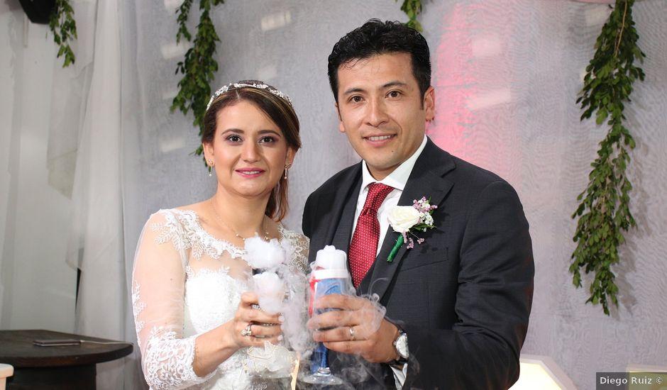 El matrimonio de Javier y Giselle en Bogotá, Bogotá DC