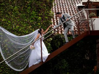 El matrimonio de Lina  y Víctor