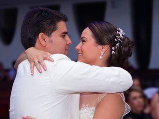 El matrimonio de Paola y Juan Pablo