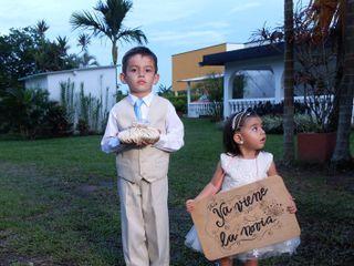 El matrimonio de Tatiana y Daniel 1