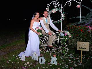El matrimonio de Tatiana y Daniel