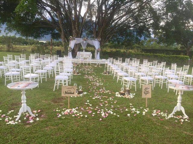 El matrimonio de Daniel y Tatiana en Restrepo, Meta 1