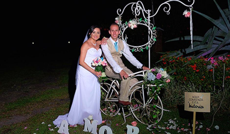 El matrimonio de Daniel y Tatiana en Restrepo, Meta