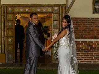El matrimonio de Gineth y Arley 3