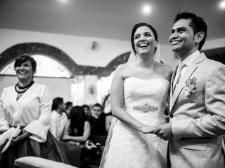 El matrimonio de Paola Andrea y Fabian