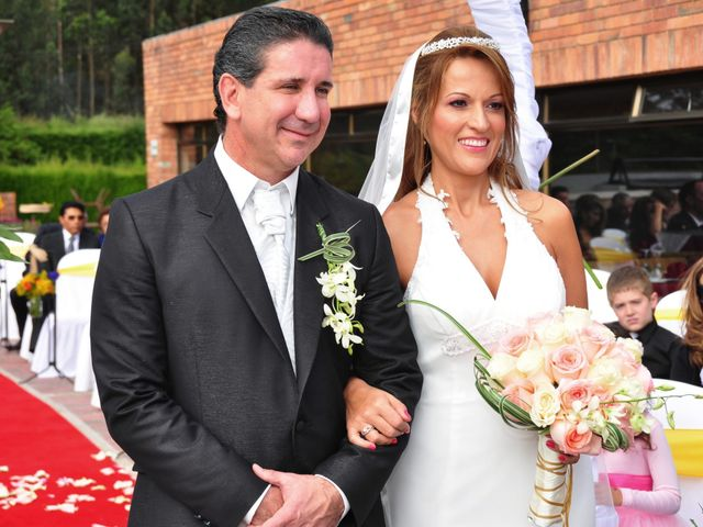 El matrimonio de Juan y Sandra en Zipaquirá, Cundinamarca 5