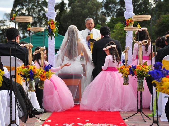 El matrimonio de Juan y Sandra en Zipaquirá, Cundinamarca 6