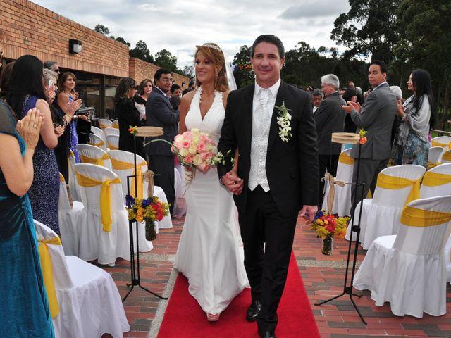 El matrimonio de Juan y Sandra en Zipaquirá, Cundinamarca 9