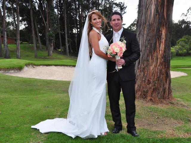 El matrimonio de Juan y Sandra en Zipaquirá, Cundinamarca 10