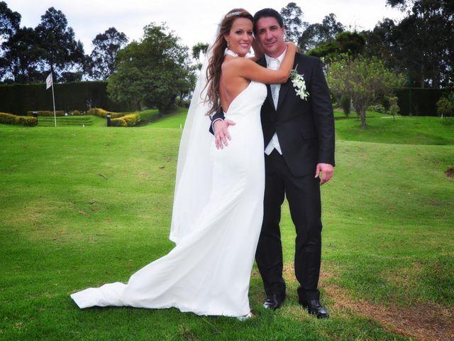 El matrimonio de Juan y Sandra en Zipaquirá, Cundinamarca 13