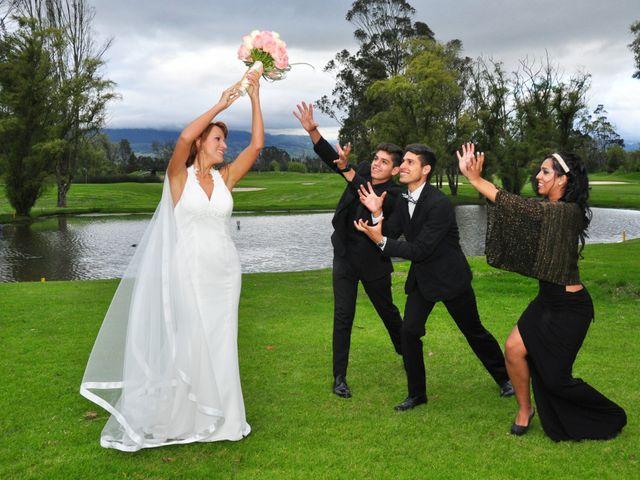 El matrimonio de Juan y Sandra en Zipaquirá, Cundinamarca 24