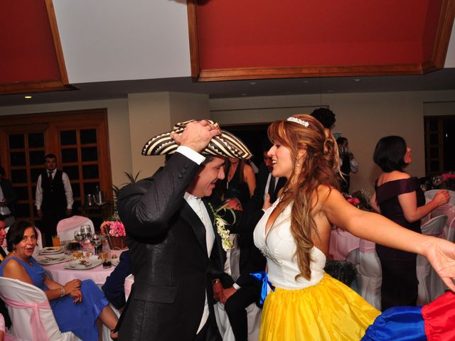El matrimonio de Juan y Sandra en Zipaquirá, Cundinamarca 34