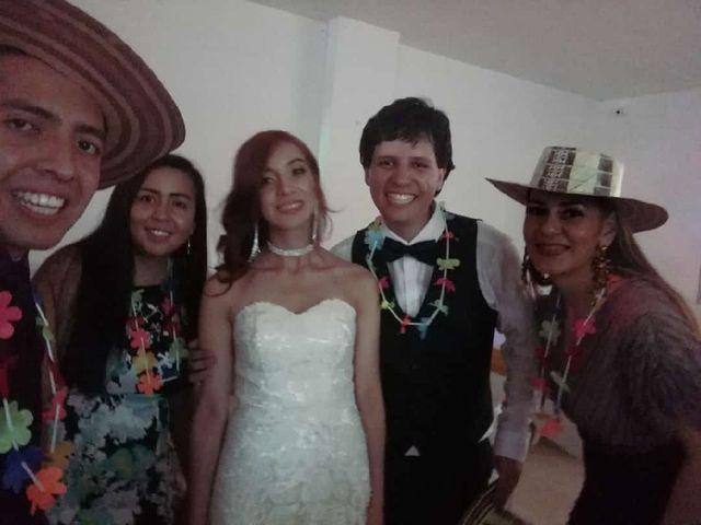El matrimonio de Jimmy Arturo  y Diana Beatriz