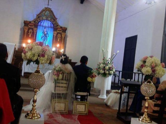 El matrimonio de Harvey y Lady en Piedecuesta, Santander 1