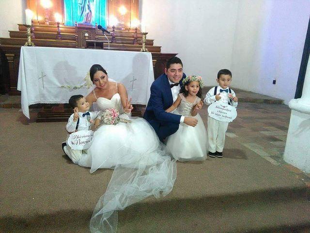 El matrimonio de Harvey y Lady en Piedecuesta, Santander 4