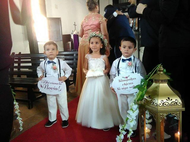 El matrimonio de Harvey y Lady en Piedecuesta, Santander 5