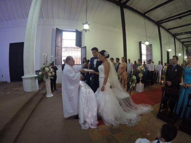 El matrimonio de Harvey y Lady en Piedecuesta, Santander 12