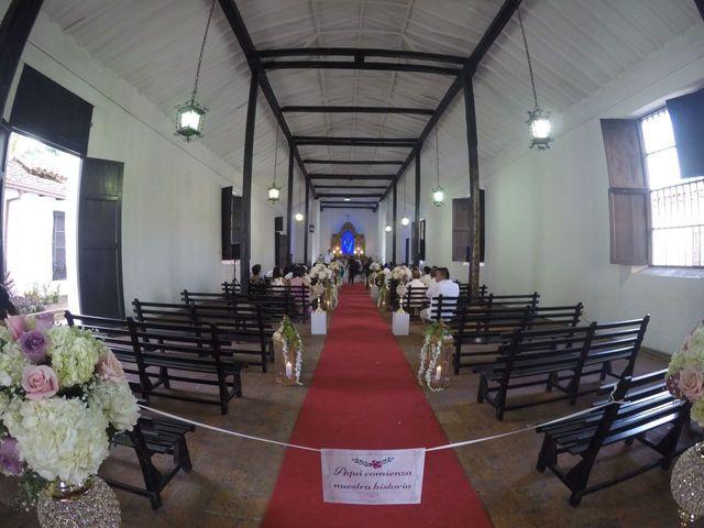 El matrimonio de Harvey y Lady en Piedecuesta, Santander 13