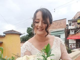 El matrimonio de Viviana  y Diego  1