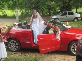 El matrimonio de Lina y Gregory 1