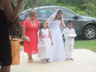 El matrimonio de Lina y Gregory 2