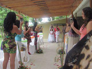 El matrimonio de Lina y Gregory 3