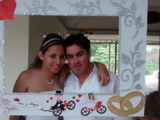El matrimonio de Lina y Gregory