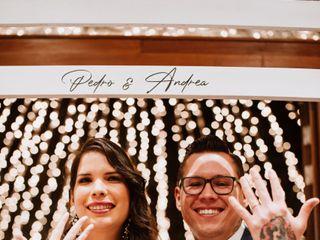 El matrimonio de Andrea y Pedro 1