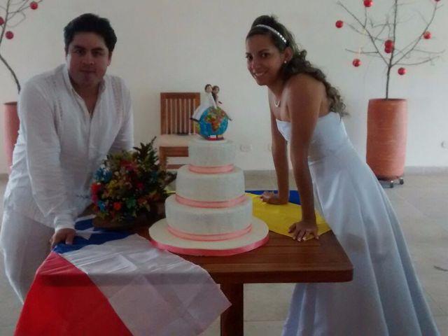 El matrimonio de Gregory y Lina en Ibagué, Tolima 1